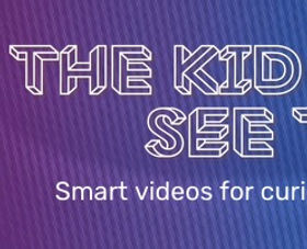 The Kid Should See This - This is Linda's favorite video blog to see great science, art, and animation videos.