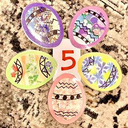 5 Little Easter Eggs