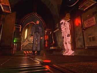Martian Gothic Unification - Screenshot