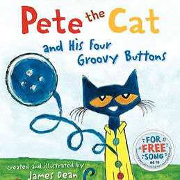 "Ms. Schaefer reads ""Pete the Cat"""