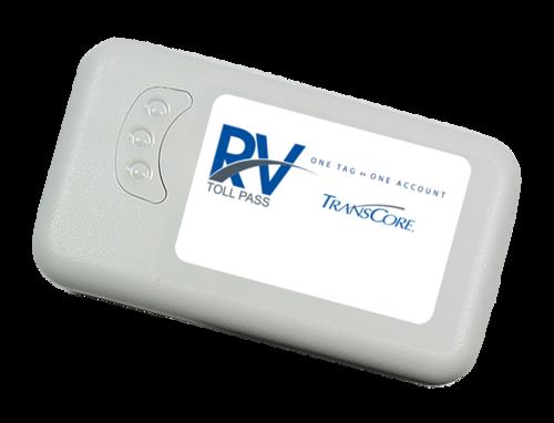 RV Toll Pass Transponder
