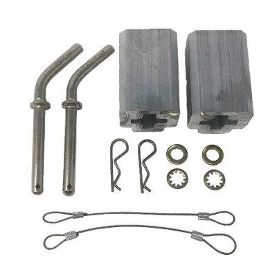 "Link Lock Kit - 5/16"" Aluminum"