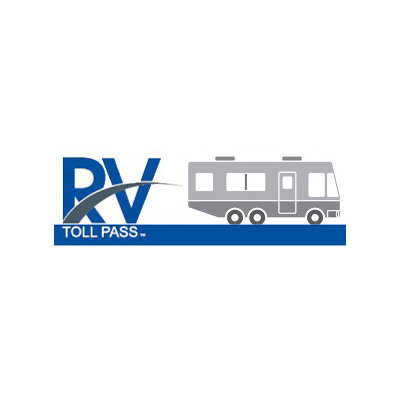 RV Toll Pass model MH3 for Motorhomes with 3 axles