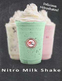 Nitro milk shake