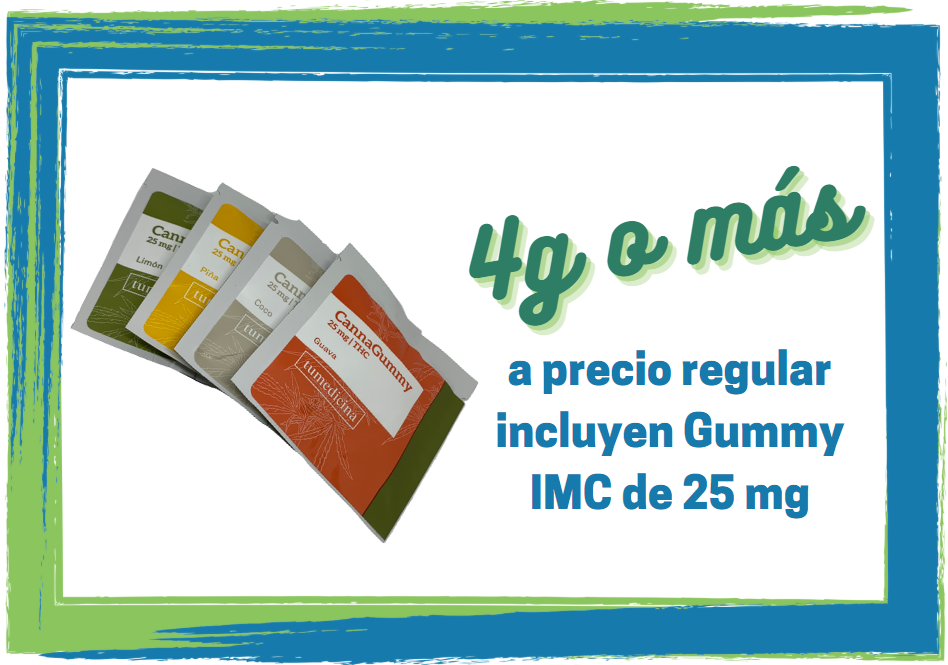 Gummy 25mg