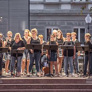 Concert Place d'Armes