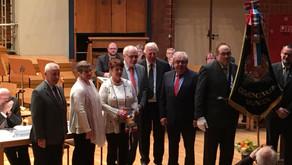 Concordia The Voices honoré par l'UGDA pour son 100ème anniversaire