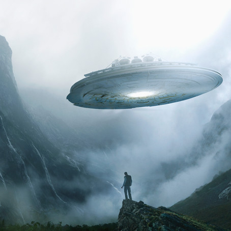 CC2   Covid, Brexit and Flying Saucers…