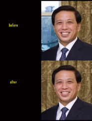 Before and after edit