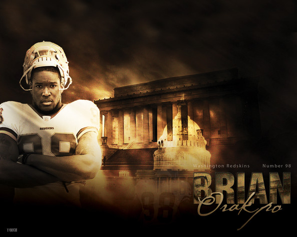 Brain Orakpo art