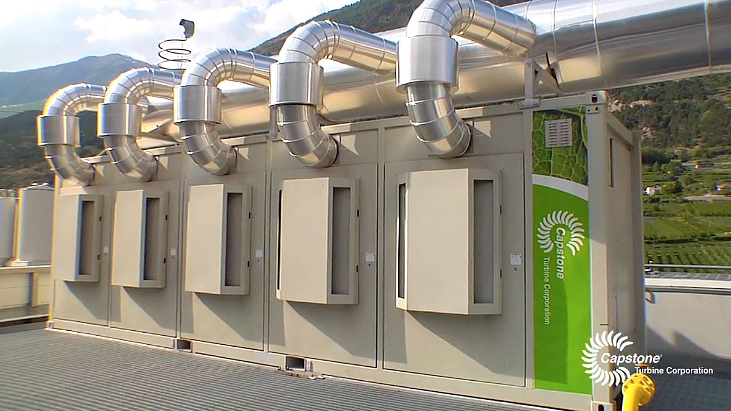 Sala Energy Capstone