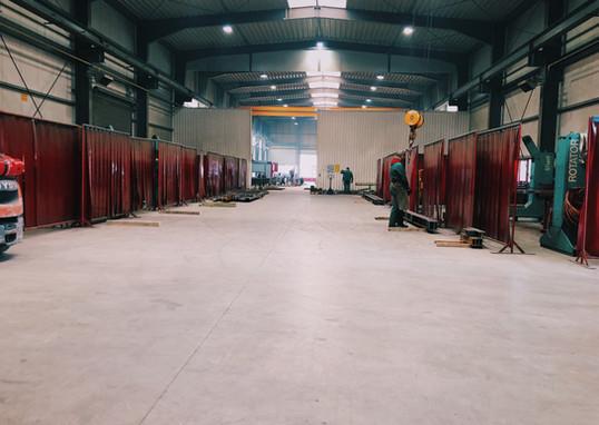 Werk 2 Stahlbau
