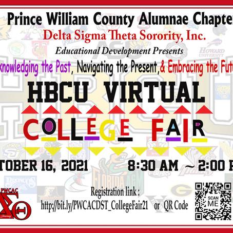 PWCAC Virtual College Fair