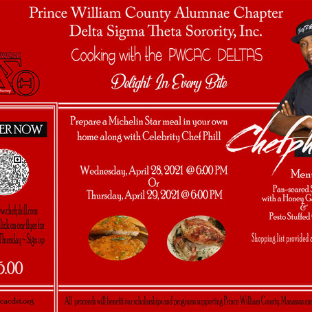 Chef Phill Fundraiser