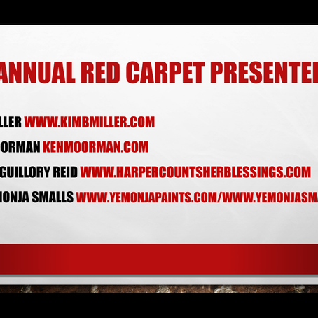 Did you miss the 11th Annual Red Carpet Showcase?