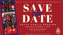 Delta Family Reunion