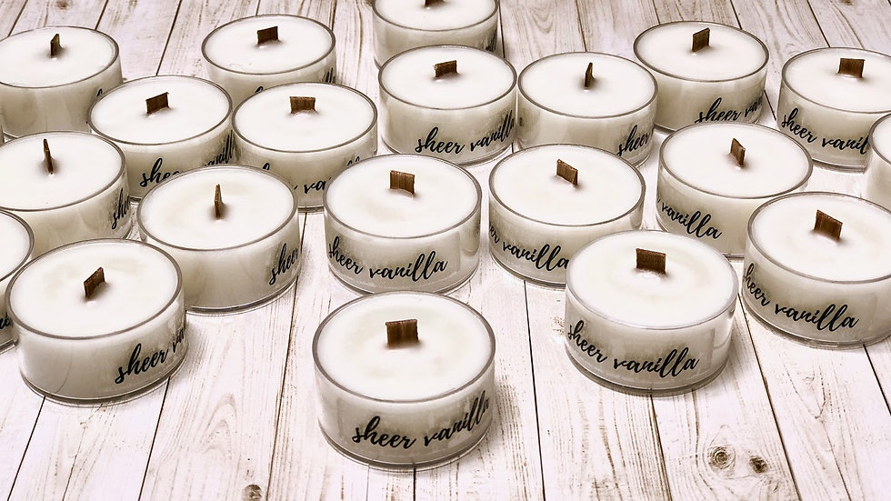Tea Lights - 6 pack