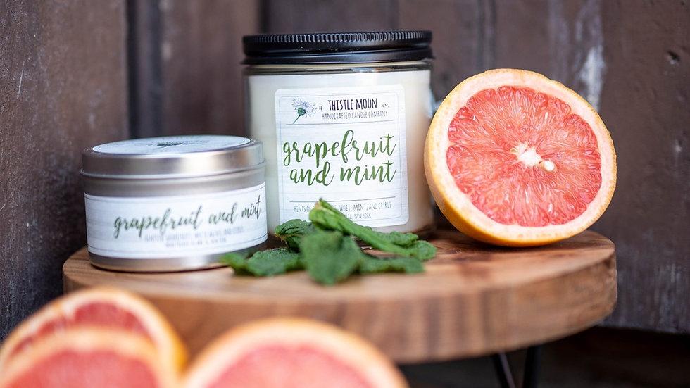 Grapefruit and Mint