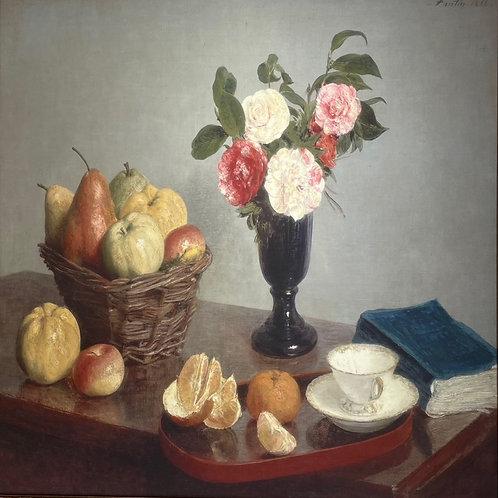 앙리 팡탱라투르(Henri Fantin-Latour1836~1904)