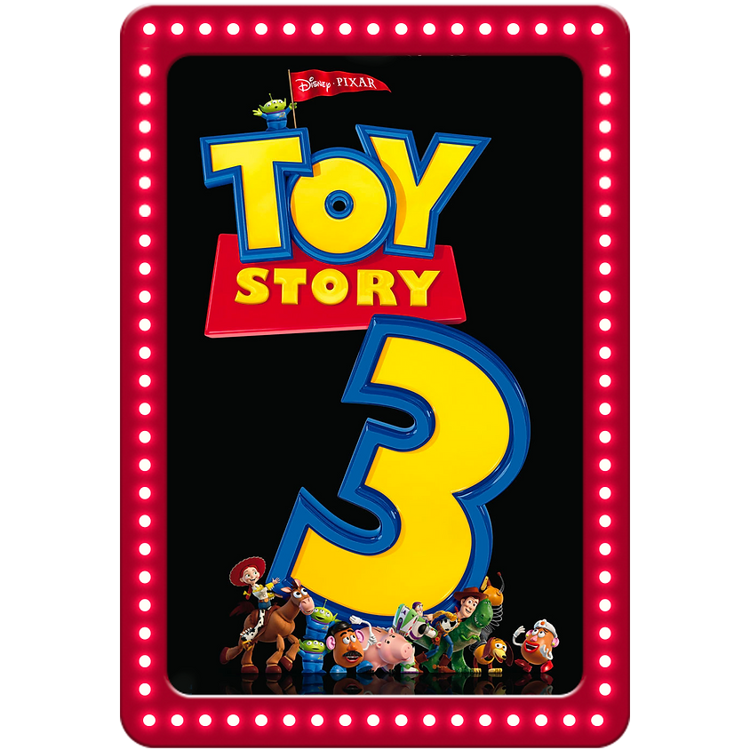 TOY STORY 3 (Doblada al español)