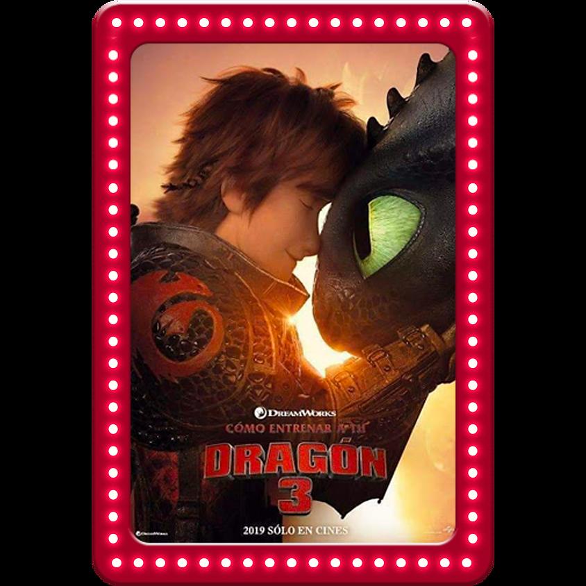 Función Cómo Entrenar a tu Dragón 3
