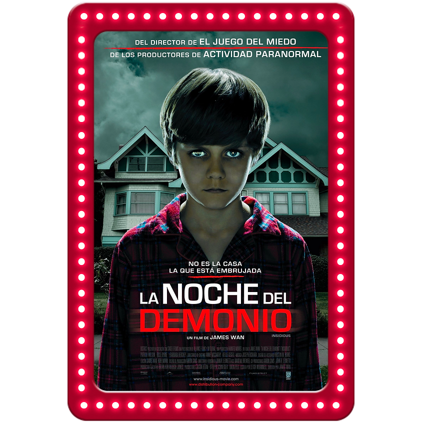 LA NOCHE DEL DEMONIO (Doblada al español)