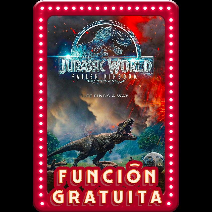 Jurassic World 2 (Doblada al Español)