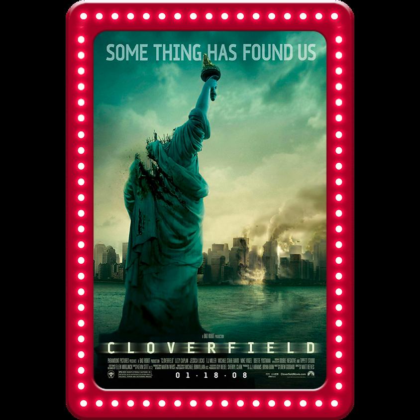 CLOVERFIELD (Subtitulada)