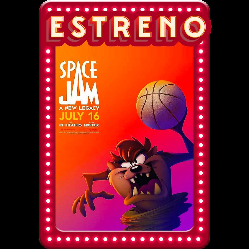 Space Jam (Doblada al Español)