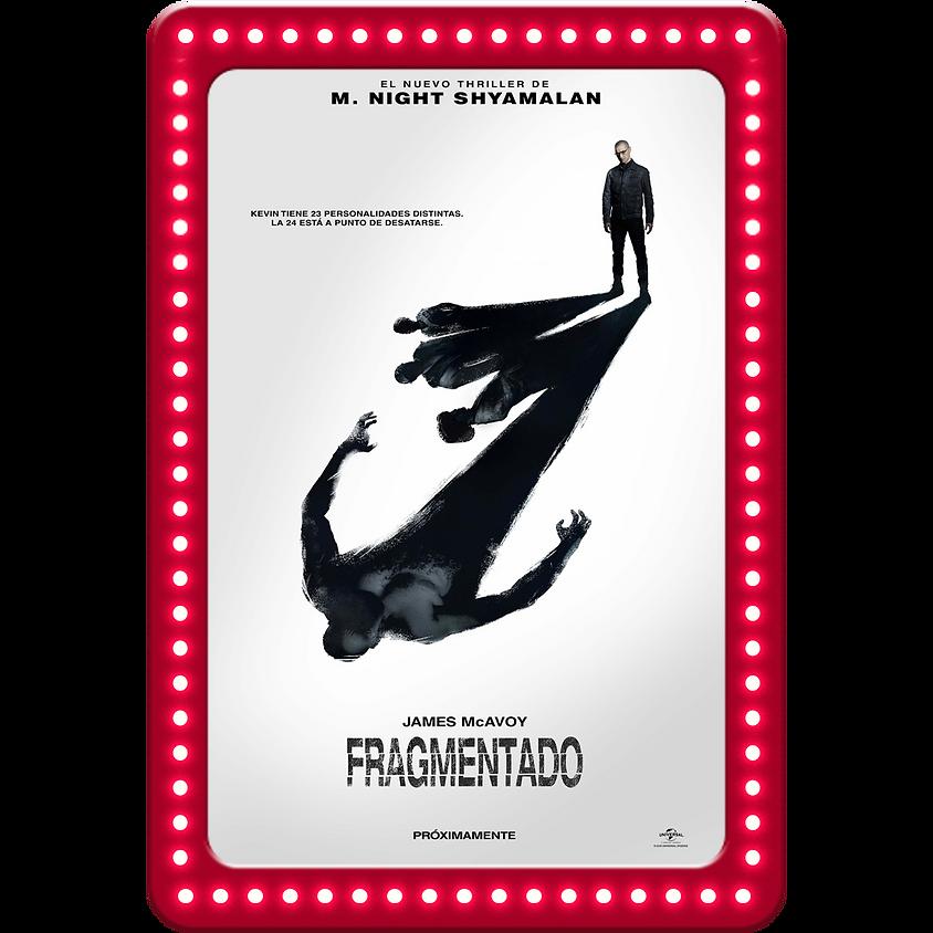 FRAGMENTADO (Doblada al español)