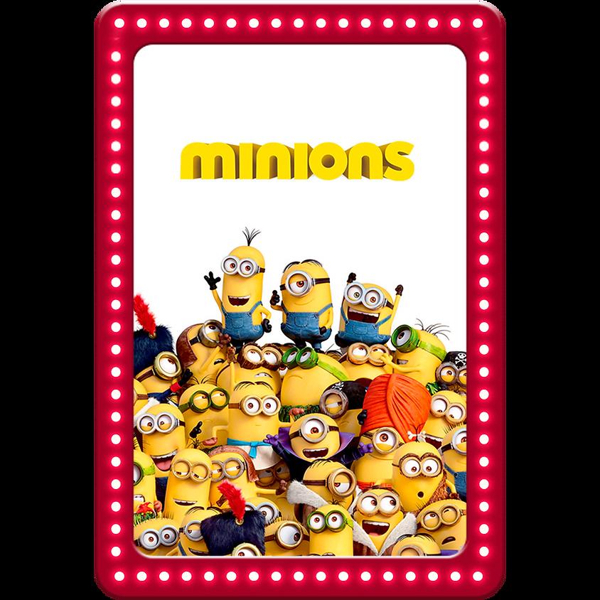 MINIONS (Doblada al español)