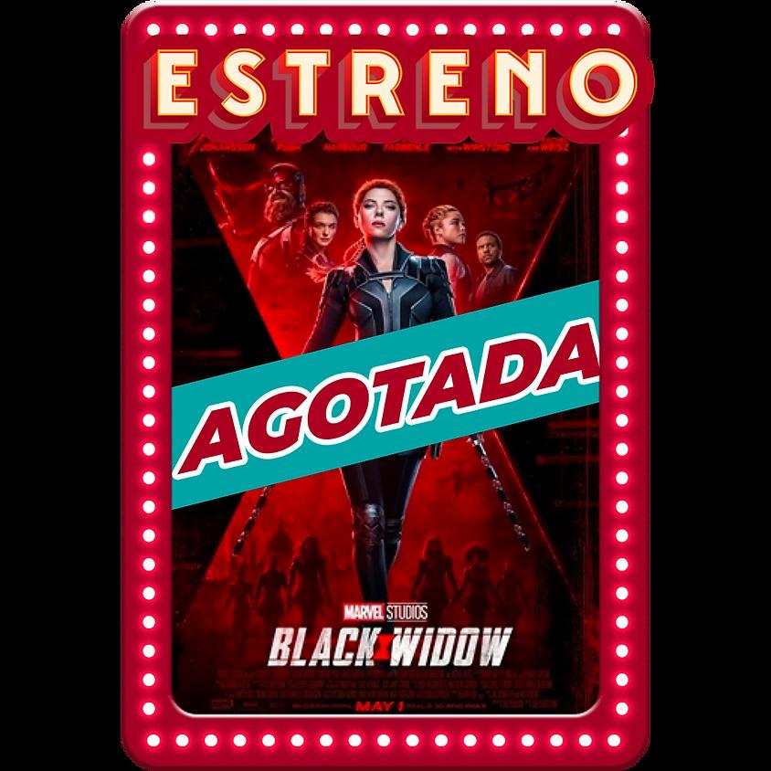 Black Widow (Doblada al Español)