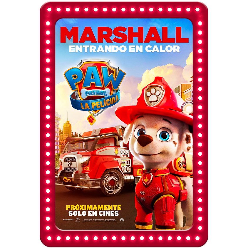 Paw Patrol: La película (español)