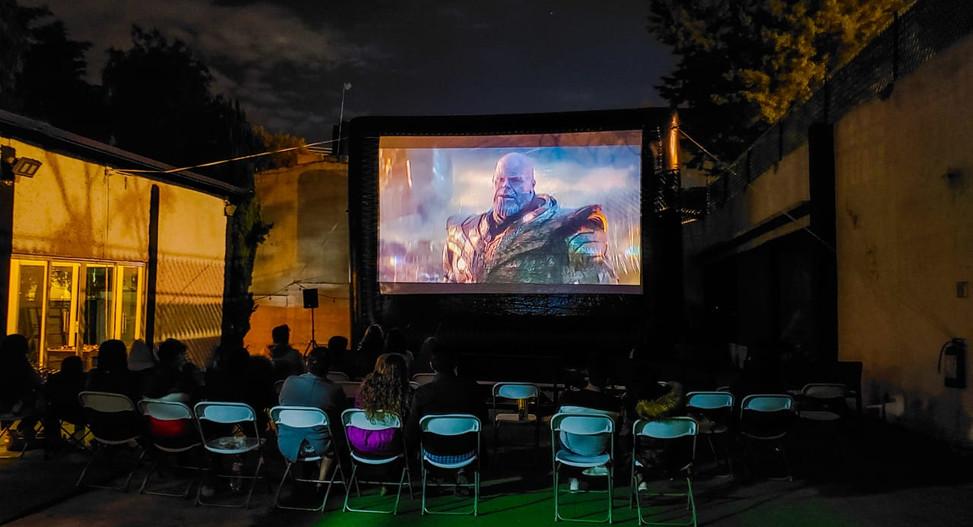 ¡Vive la experiencia de #CinePicnic !