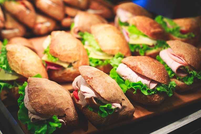 Sandwiches made for event or function UK