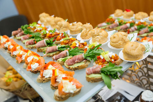 Sandwich Buffet For Formal Event Caterin