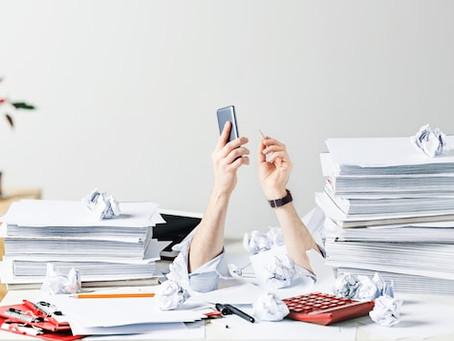 Avez-vous fait récemment le ménage dans vos bureaux ?