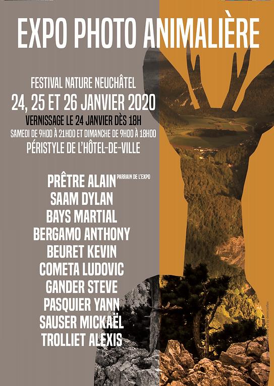 Festival nature Neuchâtel