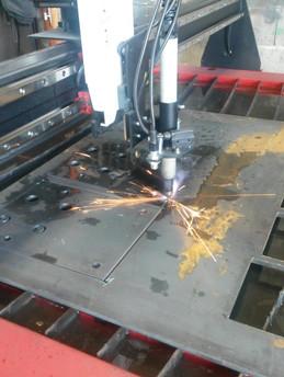 Machine decoupe plasma