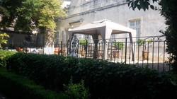 Cloture terrasse sur mesure