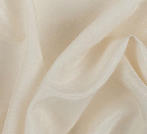 """Anna"" Gathered pussy-bow tie silk-cotton oversized shirt dress"