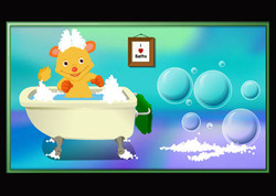 Piper Bubble Game
