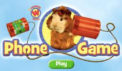 Wonder Pets Phone Game