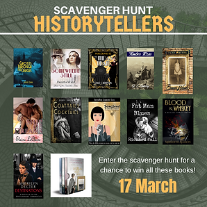 Historytellers - The Novels Bundle.png