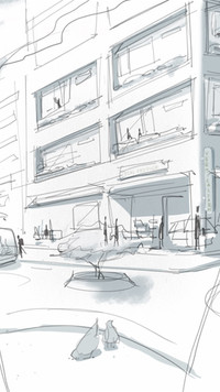 Roamstead Sketch 044-ParkingGarage000.jp