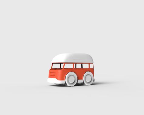 The EcoToy Van
