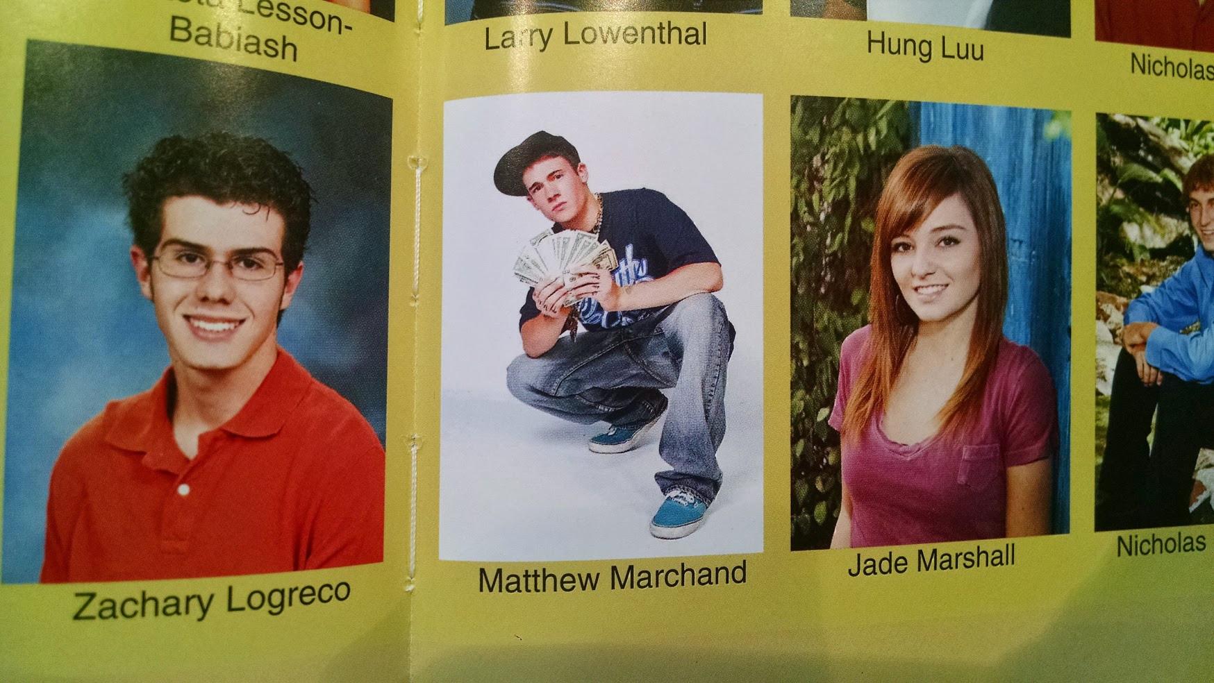 """""""Matthew Marchand"""""""