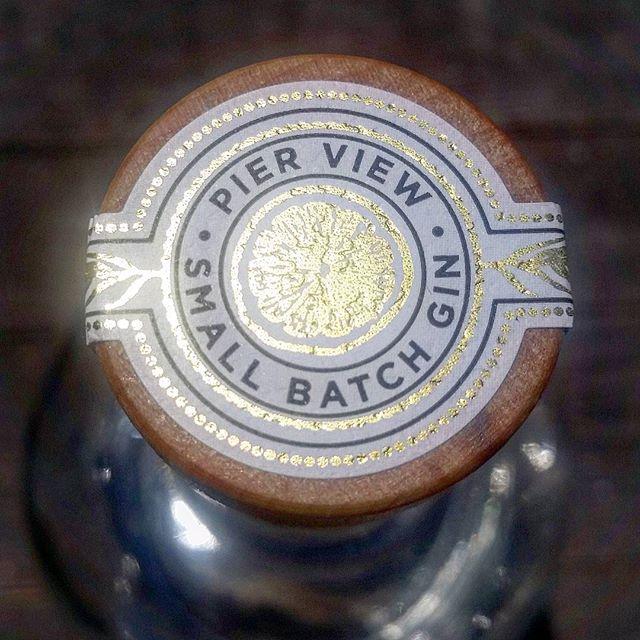 Small batch gin