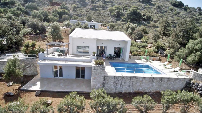 Location Villas en Crète