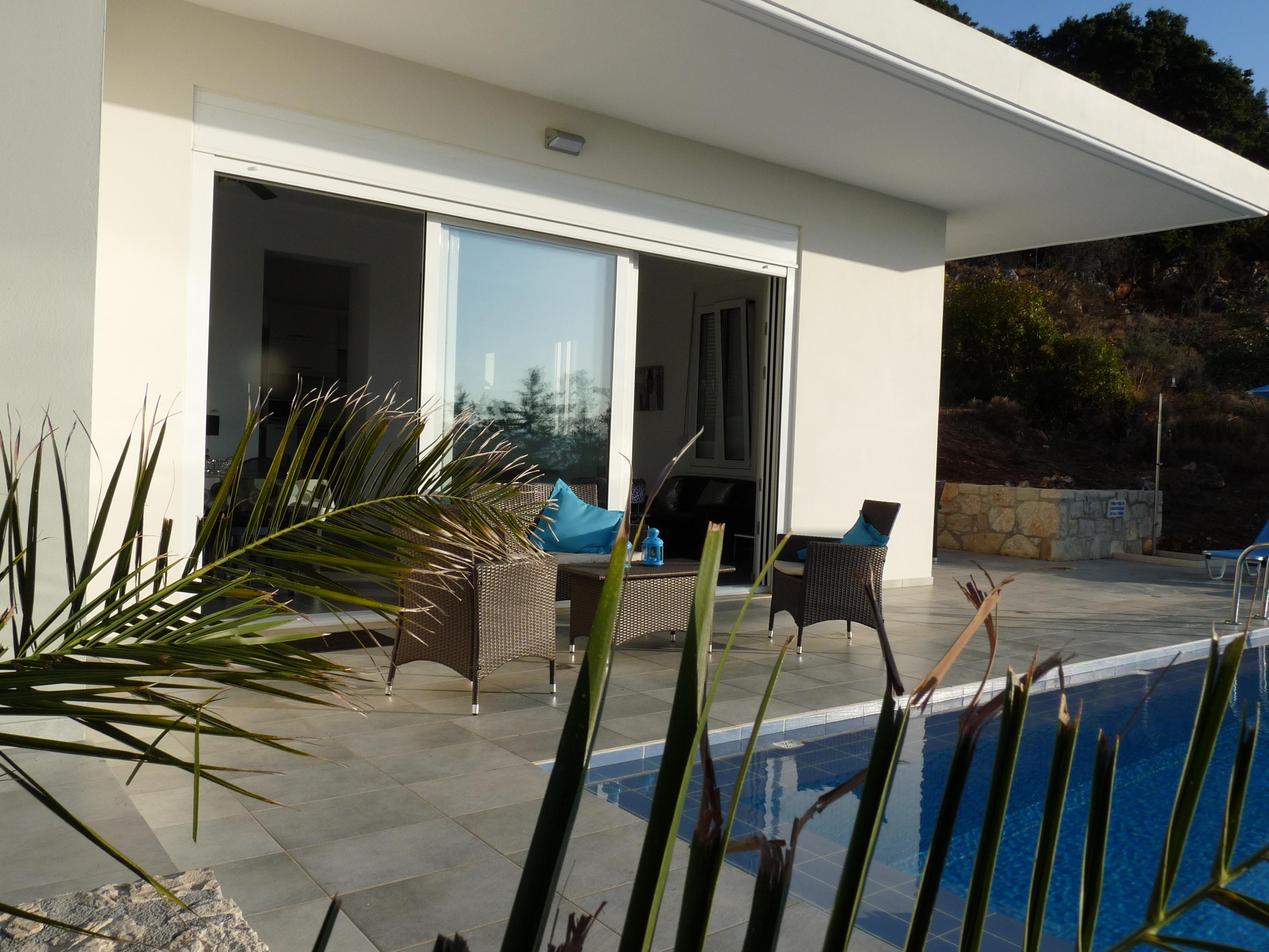 maison de vacances crete